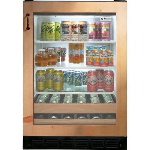 GE Appliances - Floor Model - GEMonogram Beverage Center