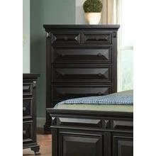 View Product - Mansion Collection - 5 Drawer chest