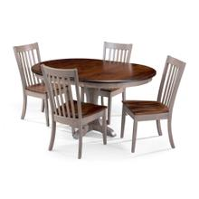 View Product - Maple Driftwood 5 Pc Dining
