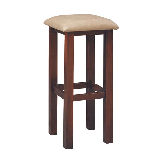 """Country Value Woodworks - 30"""" Mission Bar Stool"""