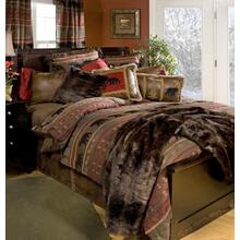 Queen Bear Country 5 PC. Comforter Set