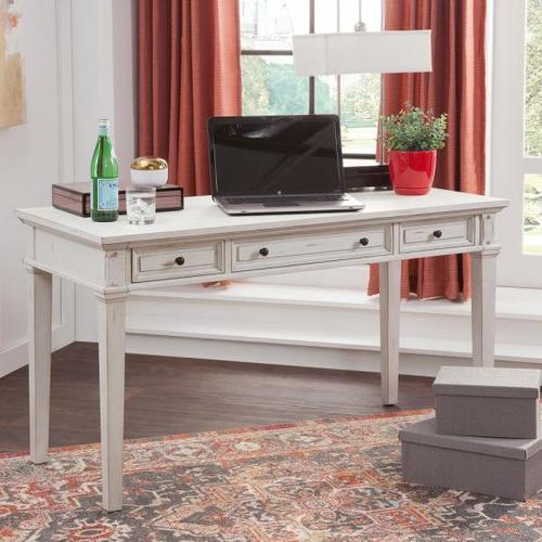 """American Woodcrafters - 50"""" Writing Desk"""