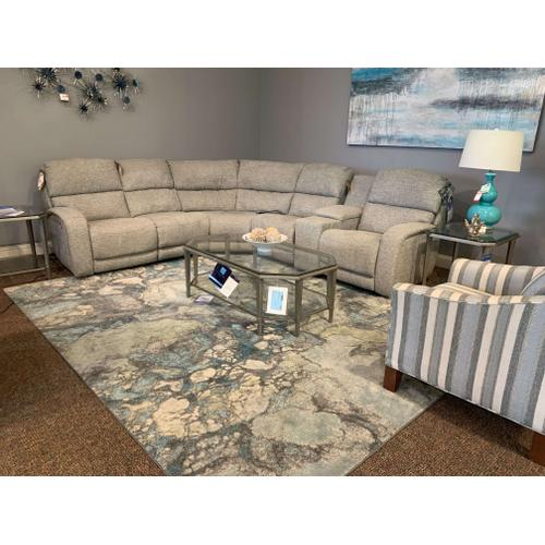 Power Reclining Sectional Style #884