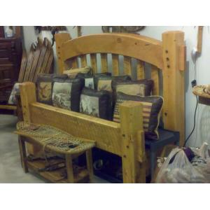 Timberframe Bed