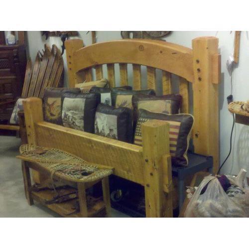 All Resort Furnishings - Timberframe Bed