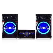 "10"" Bluetooth Home System with Wireless Mic"