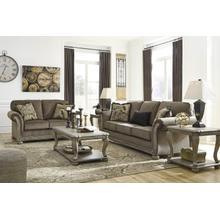 Ashley 239 Richburg Coffee Sofa and Love