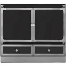 See Details - Cuisine de Chateau Cabinetry - P9R Port Technique (Lowered) 900 Special Cooktop Cabinet
