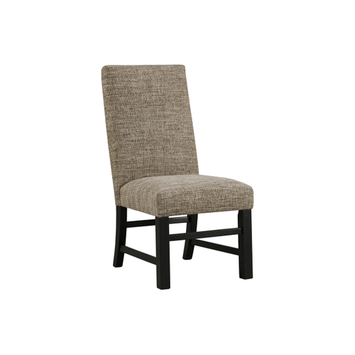 Sommerford - Brown - 6 Pc. - Rectangular Table, 2 Upholstered Side Chairs, 2 Upholstered Arm Chairs & Large Bench