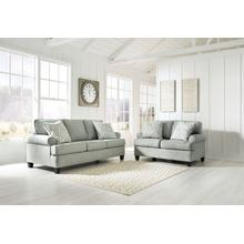302 01 Mist Sofa and Loveseat