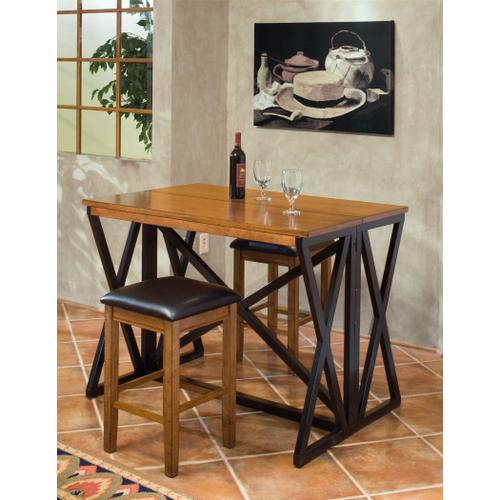 Folding Table and 2 Stools