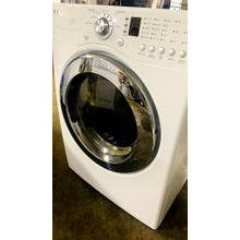 Product Image - USED- XL Capacity Electric Dryer (White)- FLDRYE27W-U  SERIAL #89