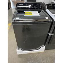 4.5 cu. ft. Capacity Top Load Washer with Active WaterJet in Black Stainless Steel ***SCRATCH OR DING ITEM*** 1 YEAR WARRANTY***