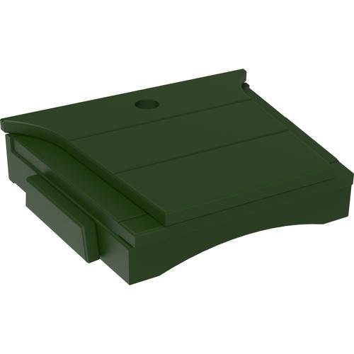 Balcony Tete-a-Tete Table Green