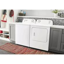 Amana 3.5 cu. ft. Top Load Washer & Dryer