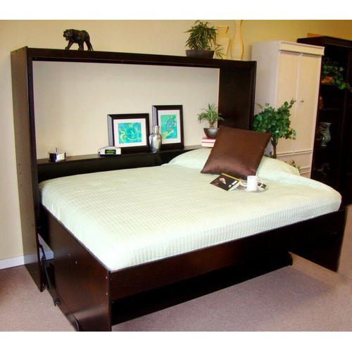 Murphy Beds - Bristol Deluxe Hidden Desk Bed without Hutch