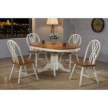Rustic Oak Dining