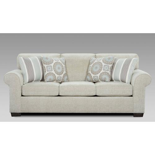 Charisma Linen Sofa