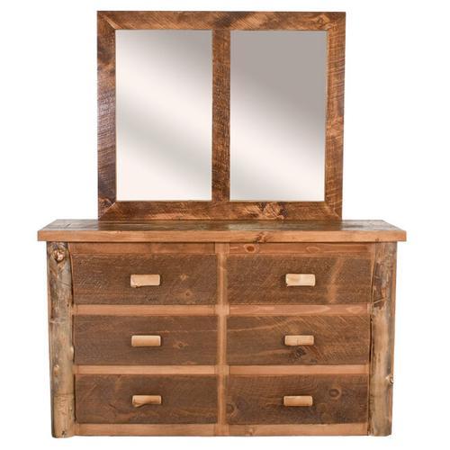 Best Craft Furniture - A523 6-Drawer Dresser