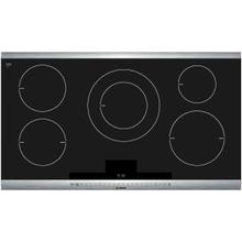 CLOSEOUT SPECIAL!  800 Series 36 Induction Cooktop with SteelTouch Control and AutoChef Feature -Showroom Demo Unit - New & Unused with Full Manufacturer Warranty - NIT8665UC  SN#930100029