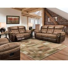 See Details - Two Tone Reclining Loveseat