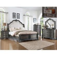 King Sheffield Grey Bedroom Group