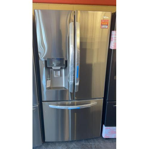 Treviño Appliance - LG French Door Refrigerator in PrintProof Stainless