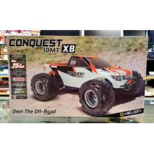 Helion Conquest 10MT XB RC Car