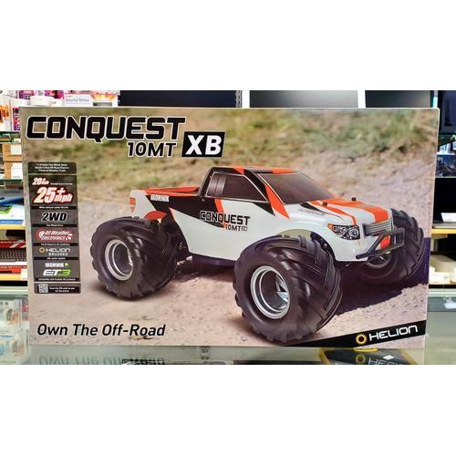 Helion Conquest 10MT XB RC Car