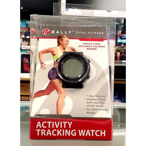 Activity Tracking Watch