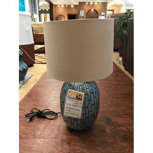 Interlude - Aquarius Table Lamp