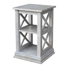 Hampton Accent Table - Grey