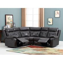 See Details - 9443 - Dark Gray Sectional