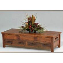 Stony Brooke 4 Drawer Coffee Table