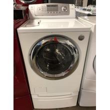 See Details - Used LG Front Load Washer on Pedestal