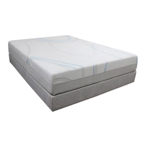 """Bedtech - 8"""" Gel-Max - Foam"""