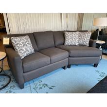 2 Piece Cuddler Sofa