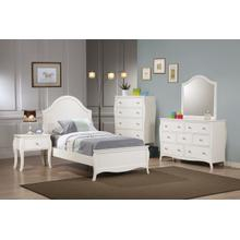 Domnique 4Pc Twin Bed Set
