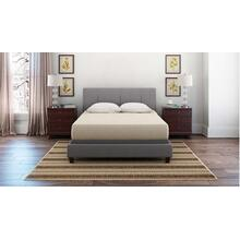 "12"" Sierra Sleep CHIME Memory Foam Mattress by Ashley (Queen Size)"
