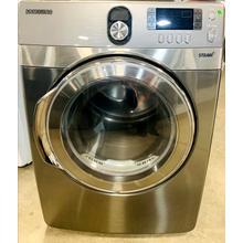 USED- 7.4 cu. ft. Steam Electric Dryer - FLDRYE7GY-U SERIAL #2