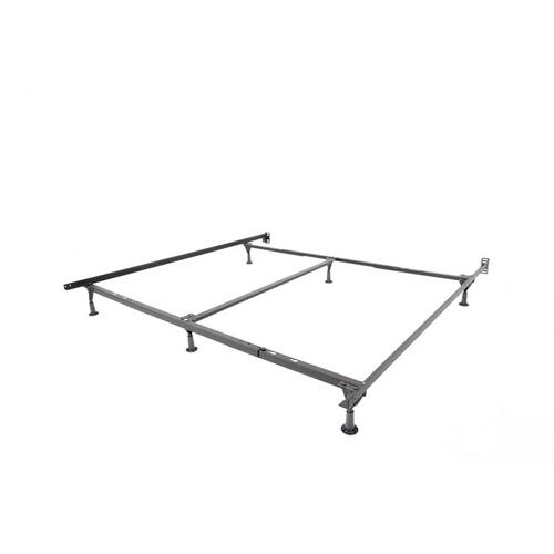 Insta-Lock I-PK465 Queen/King Deluxe Bed Frame with Glides