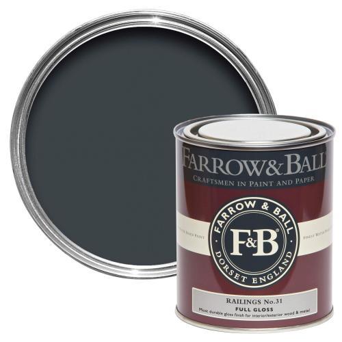 Farrow & Ball - Railings No.31
