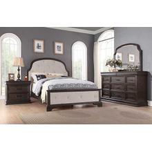 Xcalibur Upholstered Queen Bed