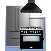 See Details - VERONA SUITE SAVINGS - Combine a Verona Range or Built-in Oven/Cooktop Combo with Refrigeration, Dishwashing & Ventilation for the Ultimate Kitchen Appliance Suite.