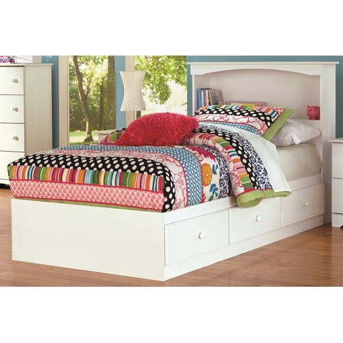 Mates Bed Twin White