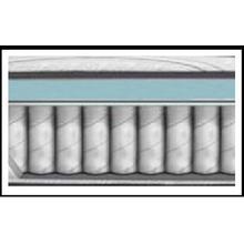 iCool - City Fields Bed In A Box Hybrid Mattress