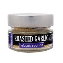 Olivelle Roasted Garlic Infused Sea Salt