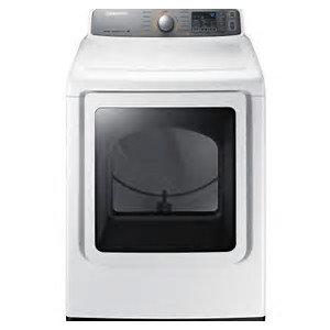 7.4 cu. ft. capacity dryer has 11 cycles and lets you dry 3.1 laundry baskets in a single load.