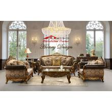 Homey Desing HD26 Living room set Houston Texas USA Aztec Furniture