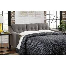 See Details - Brindon-Charcoal Sleeper Sofa